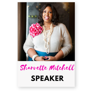 Sharvette Mitchell